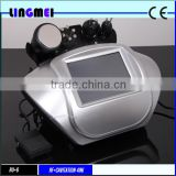 Effective! 4 in 1 pretty model slimming, vacuum belly reduction machine, fat reduction machines