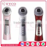 Skin Whitening Face Multifunction Ultrasonic Photon Beauty Machine Facial Cooling Massager