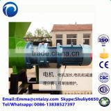solid and liquid separator Cow manure solid liquid separato chicken dung dewater machine