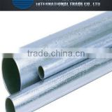 hot-dipped galvanized electrical IMC/IMC conduit pipe / Intermediate Galvanized Steel Conduit