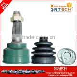 KK331-22-610 drive shaft parts outer cv joint for pride