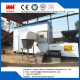 Automatic municipal waste sorting system, MSW recycling machine