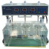 Three parameters automatically control Intelligent Dissolution Tester