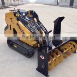 MATTSON mini track skid steer loader mini crawler dozers for sale