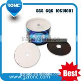 Blank BD printable Bue-ray disc with 50PCS cake box package