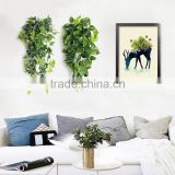 artificial flower vine fabric faux silk ivy home house garden decoration fake flower vine