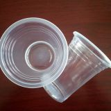 12oz/360ml PP disposable plastic cup for cold drink/ disposable plastic drink cup with lid
