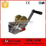 Hand Winch(Empty) 800 lbs / 360kg Boat Trailer Caravan without Cable Marine Puller T0032