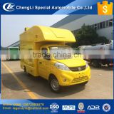CLW 2017 stylish appearance promotion efficient fast food mobile food truck with customized inner design and layout for sale