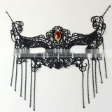 Alibaba Wholesale 2015 Latest Design Women Carnival Party Mask