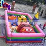 Hot Sale Inflatable Combo Slide Games in outdoor