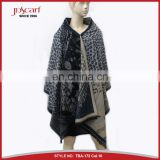 new designs oversized weaving machine latest stole poncho scarf shawl