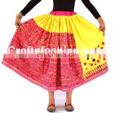 Ethnic Mirror Work banjara Rabari skirts(Gaghra)-Vintage Gypsy Banjara Latest Kutchi skirt- India Gujrati Rajasthan Hippie skirt