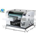 Economical Cd dvd flatbed printer