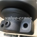 crawler crane undercarriage parts Kobelco CKE1000  track roller ottom roller top roller factory sale