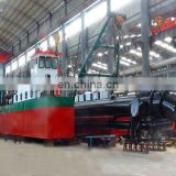 1500m3/h Cutter Suction Sand Dredger Equipment