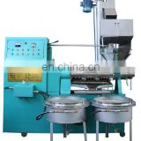 China Automatic Mustard Sunflower Niger Baobab Avocado Peanut Grain Copra Palm Fruit Screw Cold Oil Press Machine