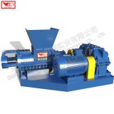 Helix Rubber Crushing Machine Rubber Processing Equipment from Guangdong WEIDA
