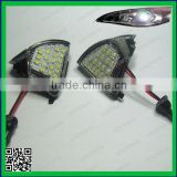 LED marker mirror lamp 12V led side pubble light for bmw vw