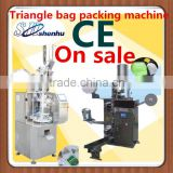 Harvest Blend Herbal Tea triangle bag packing machine