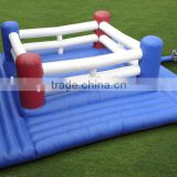 Funny and cheap inflatable boxing ring for sell