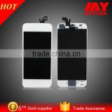 competive price for iphone 5 lcd screen ,lcd digitizer assembly for iphone5 touch screen assembly