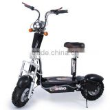 2 wheel electric scooter with 36v 500w lithium battery for 500w high power folding electric scooter