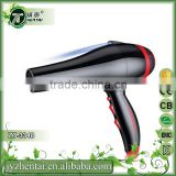 Ionic Nano Titanium with Integrated Ion Generator Hair Dryer