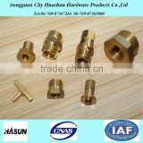 High Pressure Instrument Precision brass hex nipple                                                                         Quality Choice