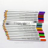 yiwu stationery market high quality 18pcs colored pencil