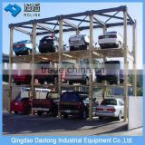hote sale low price simple vehicle parking system for underground garage