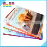 Sophisticated Techonology Color Brilliancy Superior Quality Softcover Cook Book Printing