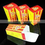 Color paper packing chipboard boxes