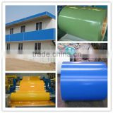 alibaba website materials used in building construction Prepainted Galvanized Steel Coils