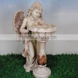 New Products Garden Decorative Angel Statue Water Fountain