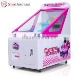 Sinoarcade BugsBot Catcher Prize Doll plush toys Gift Crane Claw Machine Coin Operated Vending Machine