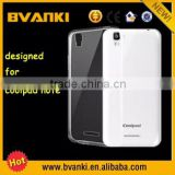 Hot Selling TPU Phone Case For CoolPad dazen Note 3 Wholesales Super Thin TPU Cover Case for CoolPad dazen Note