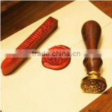 Custom wax stamps/sealing wax stamp