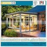 Aluminum structure sunrooms glass houses