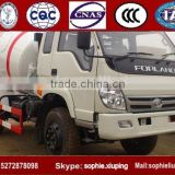 FOTON 4m3 RHD Self Loading Concrete Mixer Truck