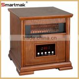 Smartmak Portable Ceramic Infrared Room Heater With CE ETL