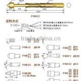 Supply Custom Spring Loaded Pogo Pin Connector Contact Probe Test Pin