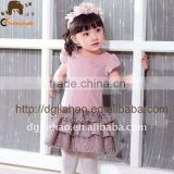 2013 winter new fashion girl worsted party baby wear dress