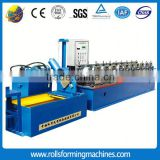 roof panel machine C steel roof purlins/Steel Purlin Equipment/C shape purlincold roll former