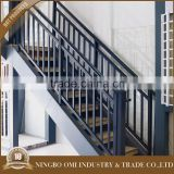 2016 Exporting iron /aluminum balustrade, stair railing /Indoor ornamental used wrought iron stair railings