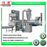 stainless steel Blanched peanut making machinery/ peanuts blanching machine(roasting--peeling)