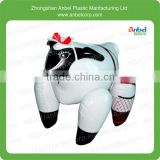 wholesale inflatable product girls toy headwear inflatable female sheep