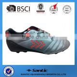 2016 Men outdoor sport shoes for football use, grade original quality soccer boots new style outdoor rugby SS4117