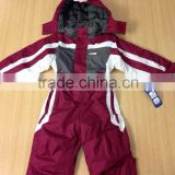 stocklots waterproof skisuit snowsuit ski and snow wear outdoors skioverall stocklots