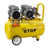 50L oil free air compressor with good performance                                                                         Quality Choice